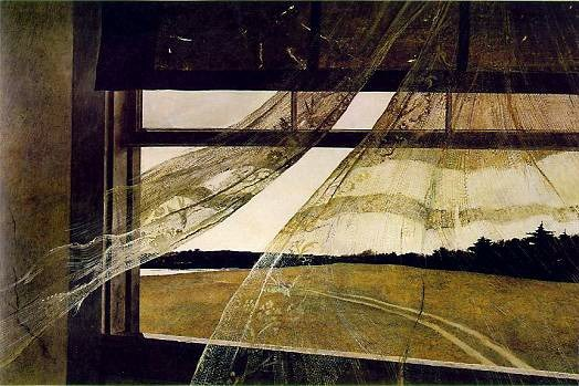 Wyeth Andrew – Wind from the sea
