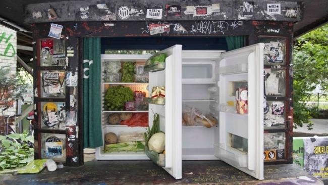 frigoriferi aperti berlino