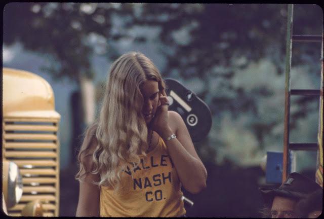 Girls of Woodstock, 1969 (24)