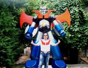 Casa Museo Mazinger Wonder Worlds