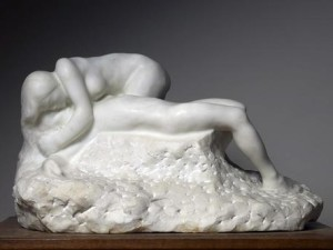 Mostra Rodin - Auguste Rodin, La morte di Adone