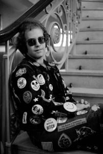 ELTON JOHN   (4.11.71)© MICHAEL PUTLAND / RETNAUKCREDIT ALL USES