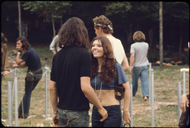 Girls of Woodstock, 1969 (10)