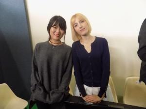 Annamaria Lucia e HaNeul Lee