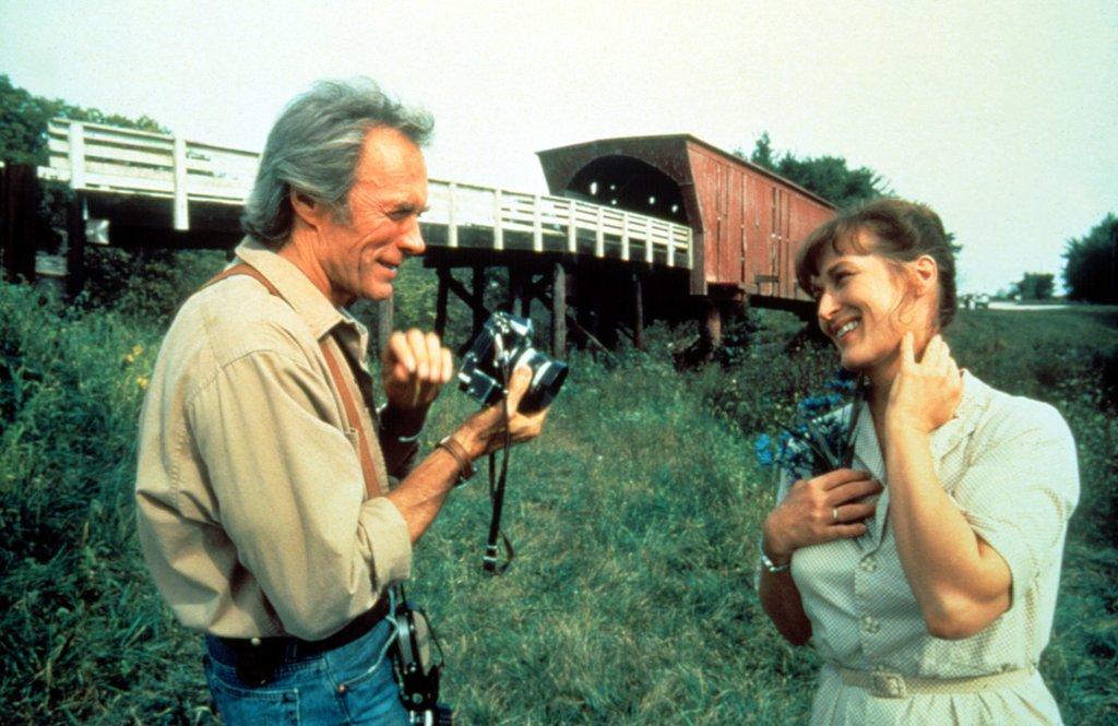 Risultato immagini per i ponti di madison county film